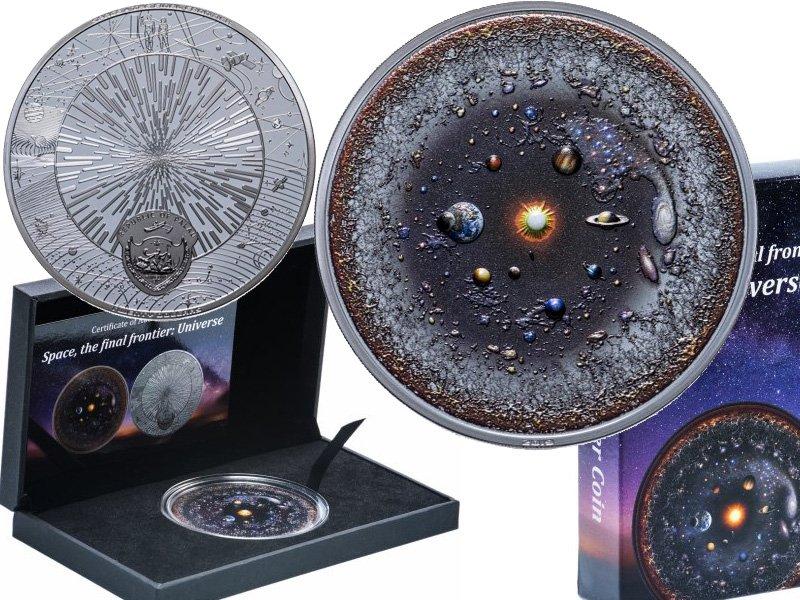 """Монета """"Universe"""""""