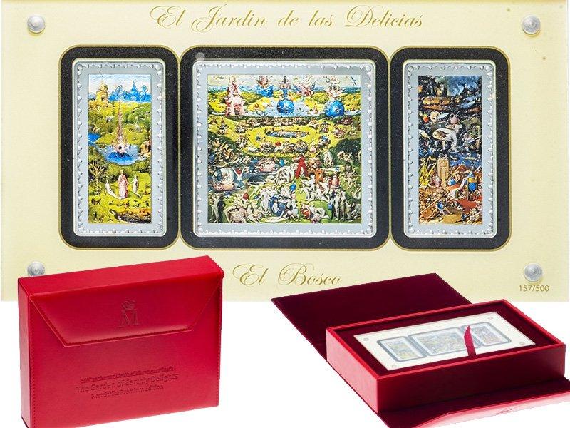 Коллекционный набор Испании