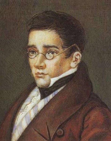 Неизвестный художник. Александр Грибоедов. 1820-е гг.