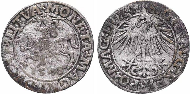 Монета Великого княжества Литовского
