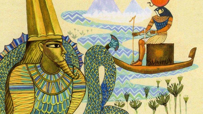 Египетский бог Апоп