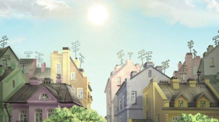 Город, где проживают Барбоскины