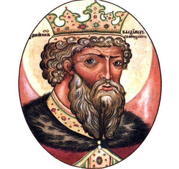 Киевский князь Владимир Святославович
