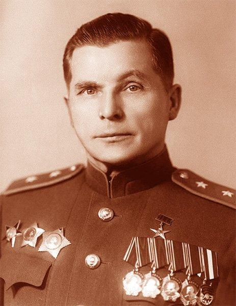Авиаконструктор С.В. Ильюшин