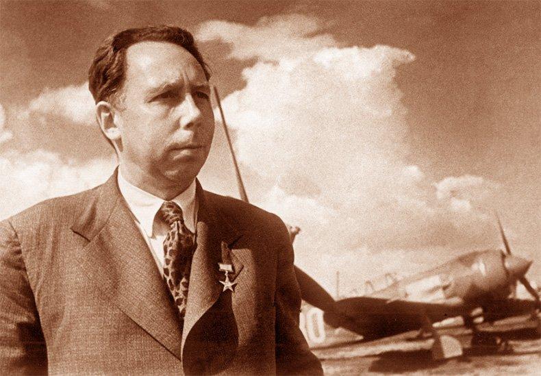 Авиаконструктор С.А. Лавочкин