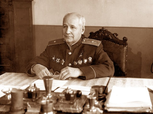 Авиаконструктор А.Н. Туполев
