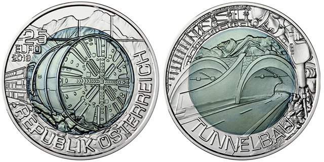 25 евро Австрии 2013 года
