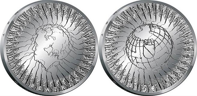 5 евро 2013 года, Нидерланды