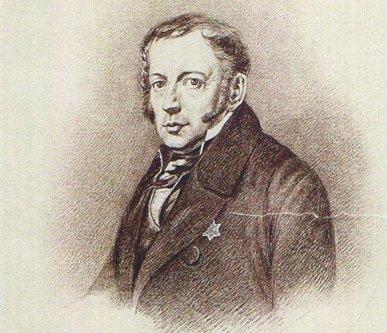 Яков (Якоб) Яковлевич Рейхель (1780-1856)