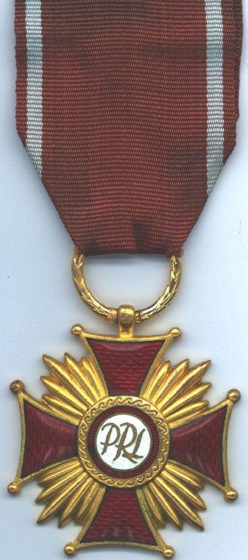 Знак отличия «Крест Заслуги» первой степени