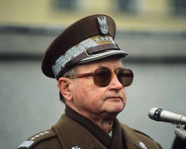 Последний Президент ПНР маршал Войцех Ярузельский