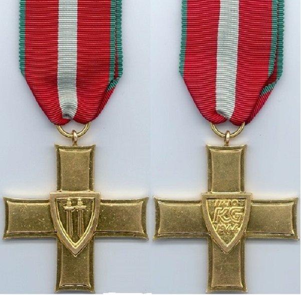 Орден «Крест Грюнвальда» первой степени