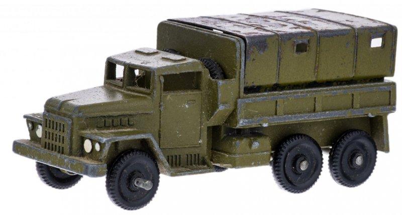 Модель «Армейский грузовик», металл, Тульский патронный завод (ТПЗ), СССР, 1970-1990 гг.