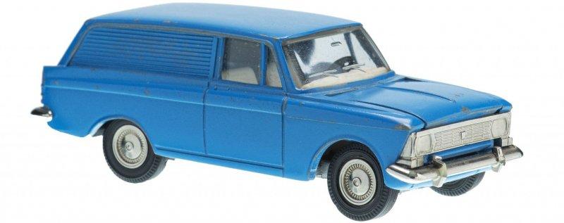 Автомобиль коллекционный «Москвич-433», металл, СССР, 1970-1990 гг.