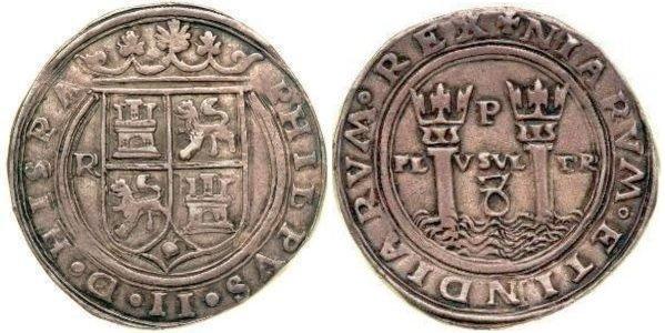 8 реалов 1568-72 гг.