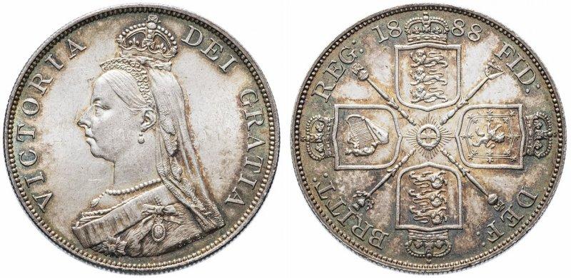 4 шиллинга Виктории (1837-1901)