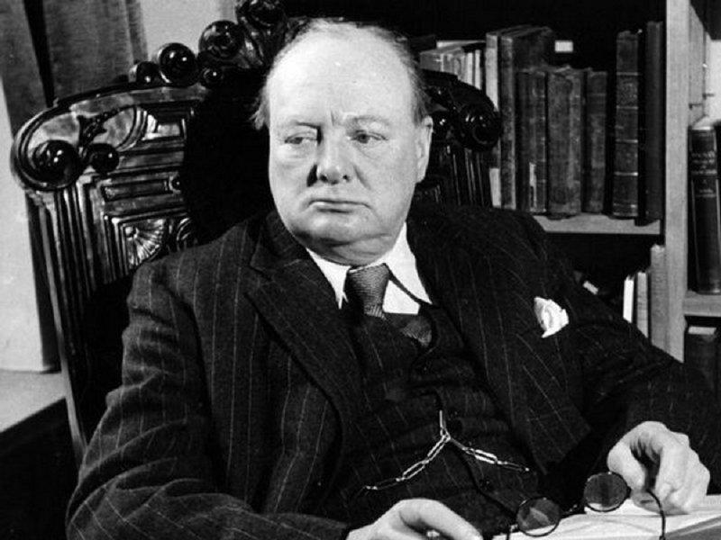 1939. Уинстон Черчилль, премьер-министр