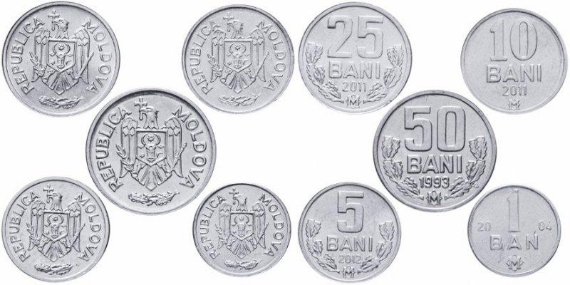 Разменная монета – бани образца 1993 года