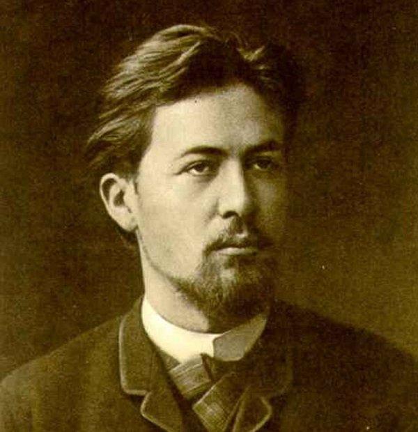 А.П. Чехов в возрасте 27 лет