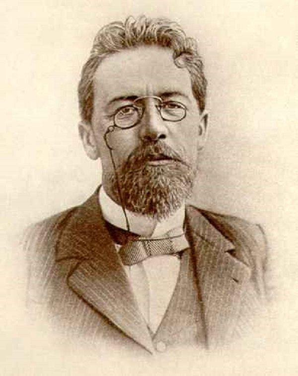 А.П. Чехов, 1901 год