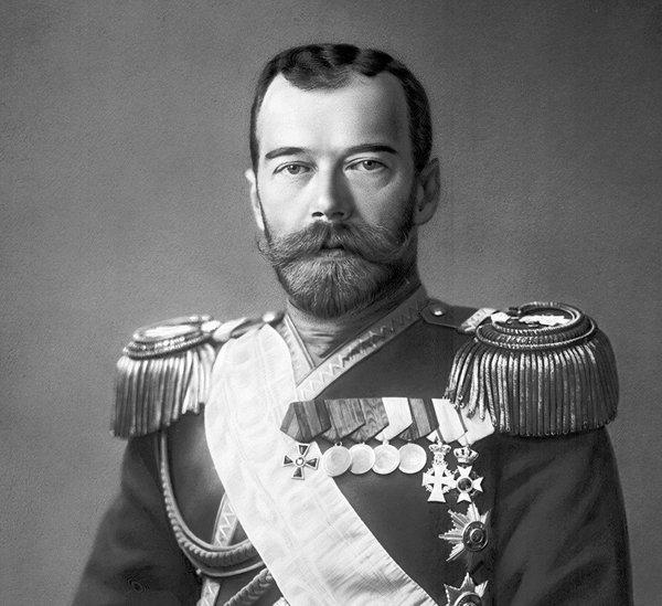 Последний император Российской Империи Николай Второй