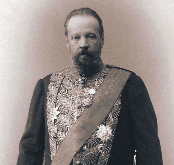 Министр финансов Российской Империи, председатель Совета Министров Сергей Юльевич Витте