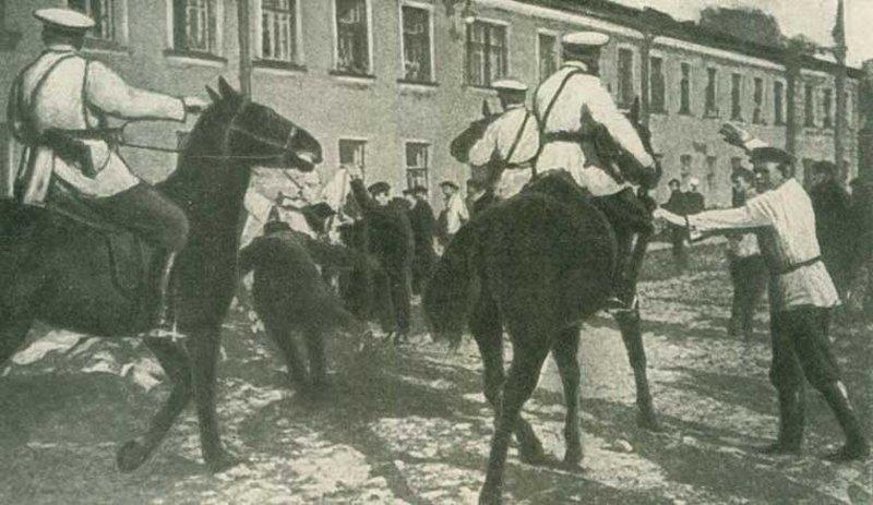 Бунт рабочих Обуховского завода, 1901 год