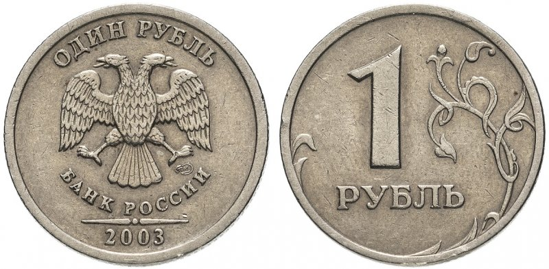 1 рубль (2003)