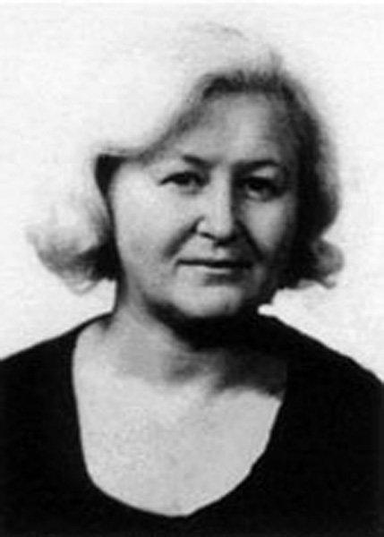 Создатель эмблемы ВДВ - Зинаида Ивановна Бочарова