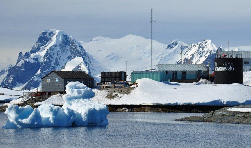 Антарктическая станция «Владимир Вернадский»