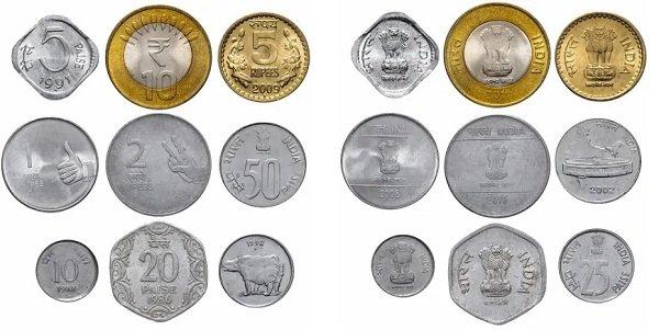 Набор монет (1982-2018 гг.)