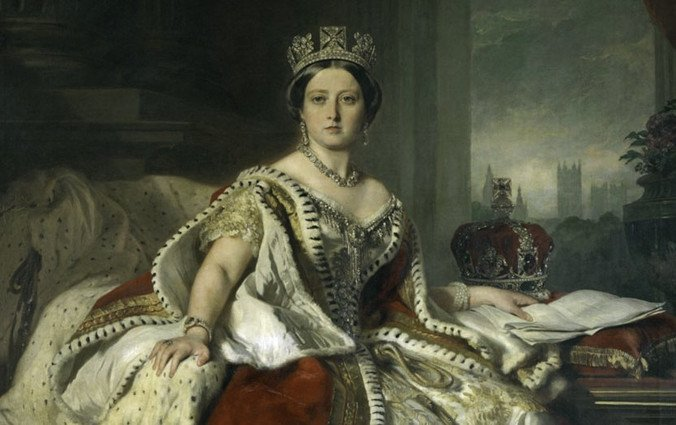 Виктория – королева Соединённого королевства Великобритании и Ирландии