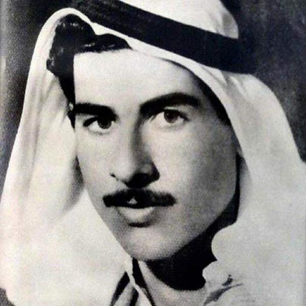 Саддам Хусейн в молодости