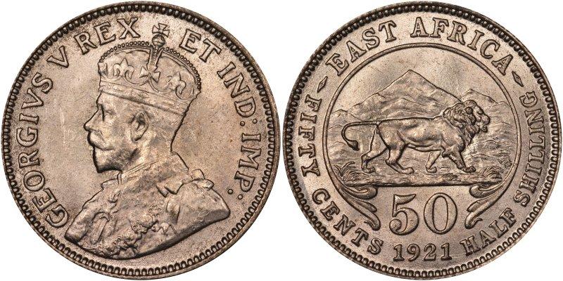 Монета 1921 г.