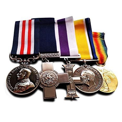 Реплики британских наград