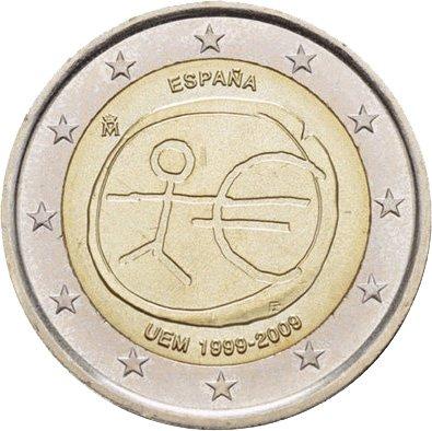 Испания.  ESPAÑA, UEM