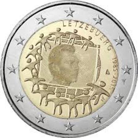 Люксембург (с портретом герцога)