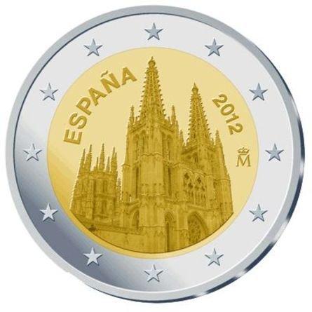 Третья монета серии «Памятники культурного и природного Всемирного наследия ЮНЕСКО». 2012 г.