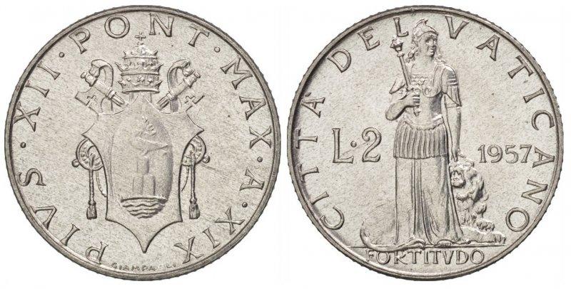 2 лиры 1957 года