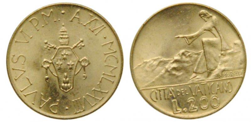 200 лир 1978 года