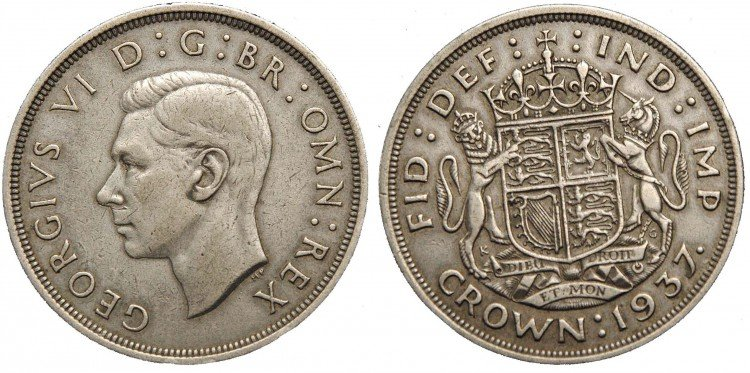 Коронация Георга VI