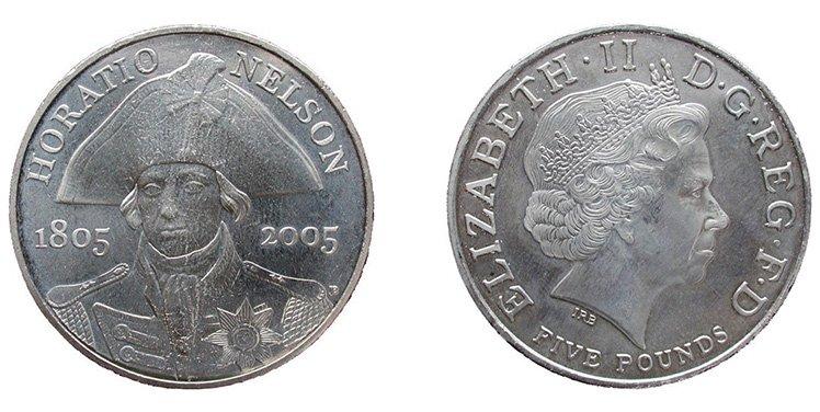 200 лет со дня гибели адмирала Нельсона