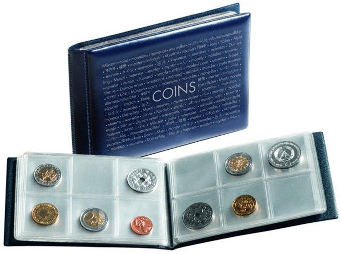 Внесерийные монеты в альбоме