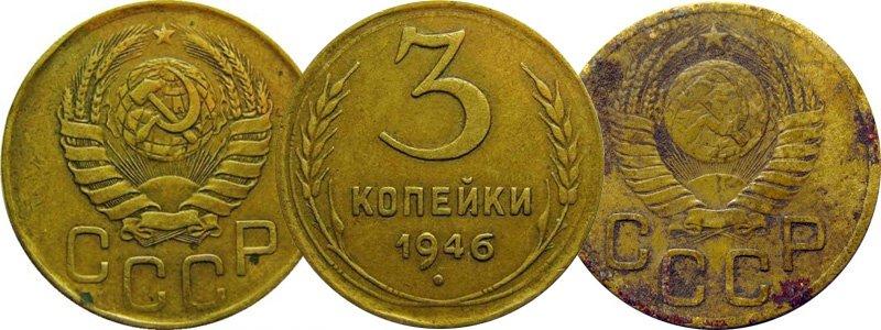 Одиннадцать (слева) и шестнадцать (справа) витков ленты в гербе