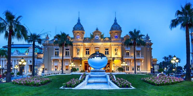 Княжество Монако, казино Монте-Карло