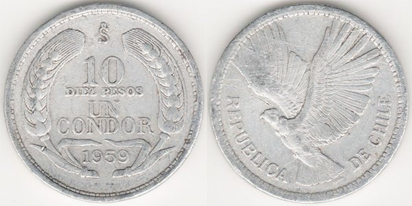 1 кондор 1959 г.