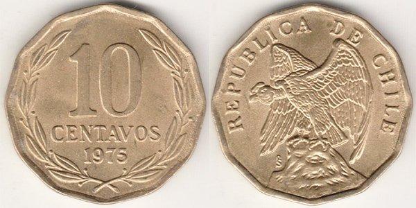 10 сентаво 1975 г.