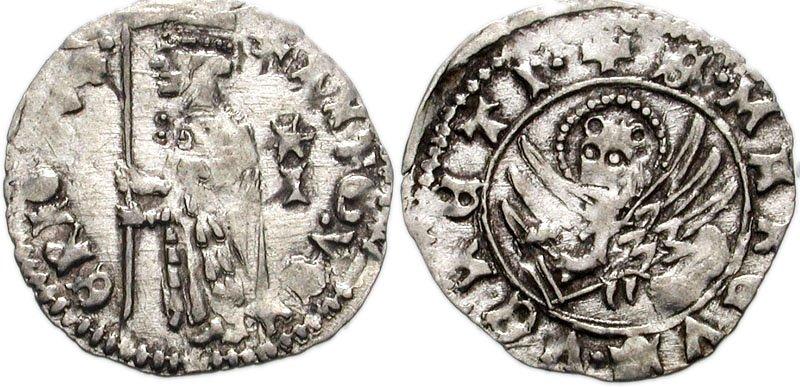 Сольдо. 1382 год