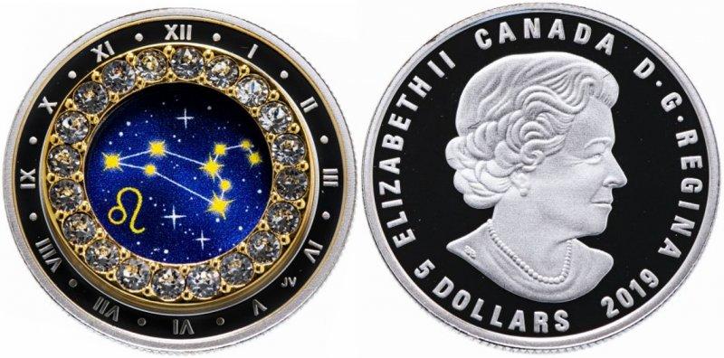 Наш фаворит - красивая монета Канады