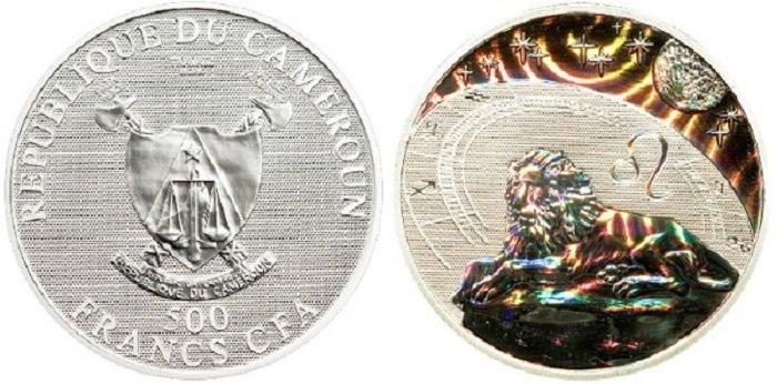 Монета Камеруна